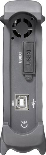 USB-Oszilloskop VOLTCRAFT DSO-2020 USB 20 MHz 2-Kanal 48 MSa/s 1 Mpts 8 Bit Kalibriert nach ISO Digital-Speicher (DSO)