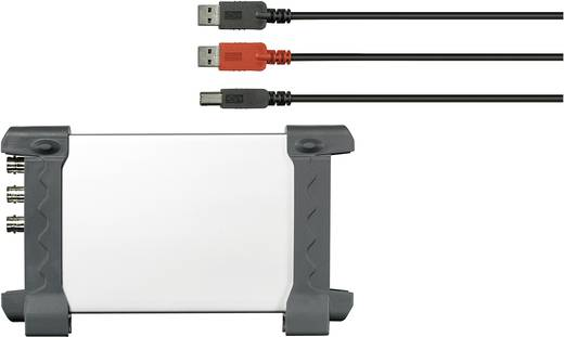 VOLTCRAFT DSO-1052 USB USB-Oszilloskop 50 MHz 2-Kanal 150 MSa/s 64 kpts 8 Bit Digital-Speicher (DSO), Spectrum-Analyser