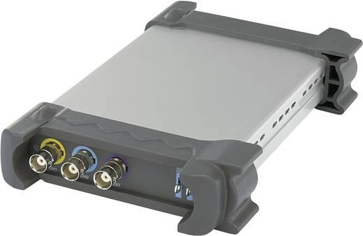 USB-Oszilloskop VOLTCRAFT DSO-1052 USB 50 MHz 2-Kanal 150 MSa/s 64 kpts 8 Bit Kalibriert nach DAkkS Digital-Speicher (DS