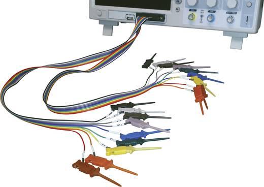Digital-Oszilloskop VOLTCRAFT MSO-5062B 60 MHz 18-Kanal 1 GSa/s 512 kpts 8 Bit Kalibriert nach DAkkS Digital-Speicher (D