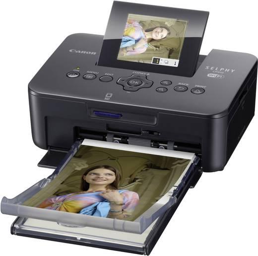 Fotodrucker Canon SELPHY CP910 Druck-Auflösung: 300 x 300 dpi Papierformat (max.): 148 x 100 mm