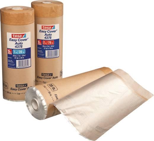 Kreppband tesa Easy Cover® 4378 Braun (L x B) 20 m x 1 m tesa 04378-00003-01 1 Rolle(n)