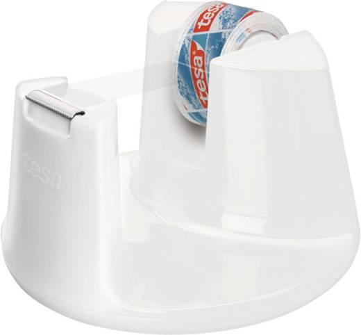 tesa 53837-00 Tischabroller tesafilm® Weiß 1 St.