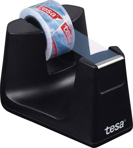 Tischabroller tesafilm® Schwarz tesa 53904-00 1 St.