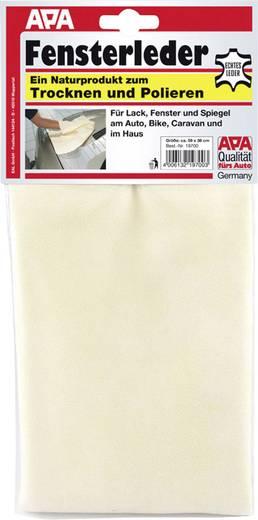 Fenster-Echtleder APA 19700 1 St. (L x B x H) 38 x 38 x 0.2 cm