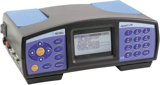 VDE 0701-0702 Prüfgerät AlphaGT LITE MI 3307