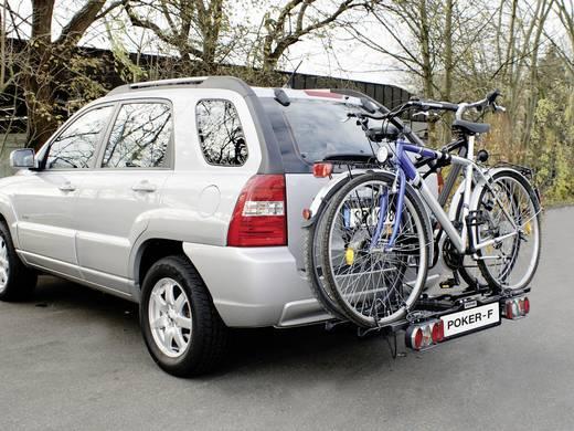 Fahrradträger Eufab Poker-F 12010LAS Anzahl Fahrräder=2