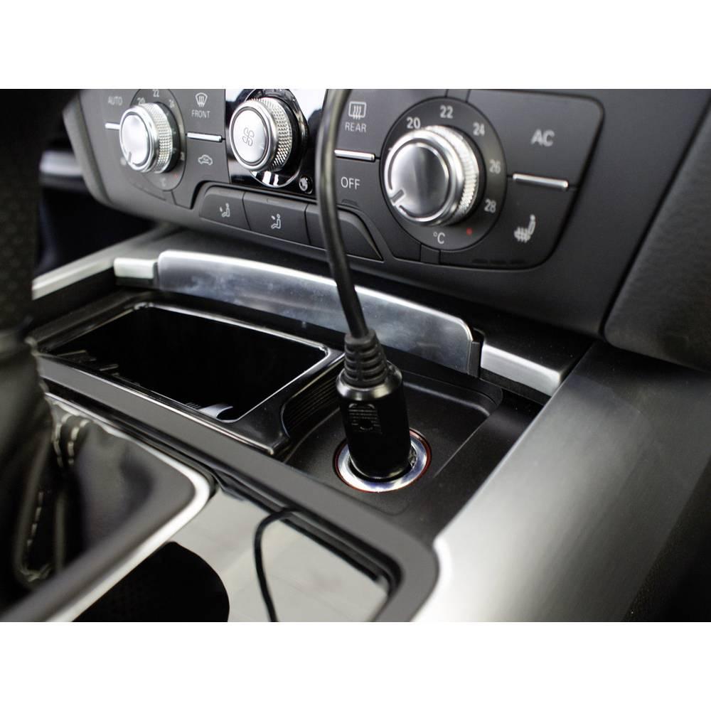 eufab double prise 12v avec c ble de sortie usb charge de courant max 10 a convient pour allume. Black Bedroom Furniture Sets. Home Design Ideas