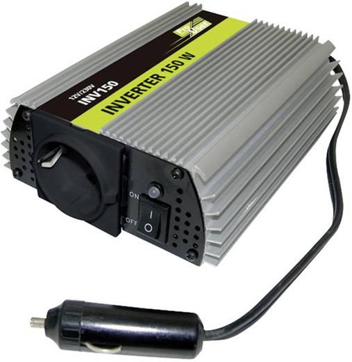 Wechselrichter ProUser INV150N 150 W 12 V/DC 11 V/DC -15 V/DC Zigarettenanzünder-Stecker