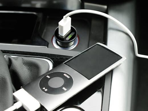 Eufab Mini USB Ladeadapter Belastbarkeit Strom max.=1 A Passend für (Details) universell