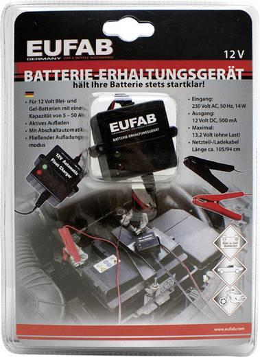 Automatikladegerät Eufab 16505 0.5 A
