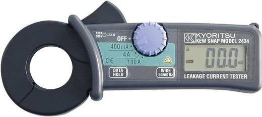 Stromzange digital Kyoritsu KEW 2434 Kalibriert nach: DAkkS CAT III 300 V Anzeige (Counts): 4000