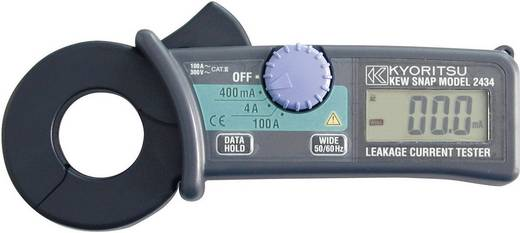Stromzange digital Kyoritsu KEW 2434 Kalibriert nach: Werksstandard CAT III 300 V Anzeige (Counts): 4000