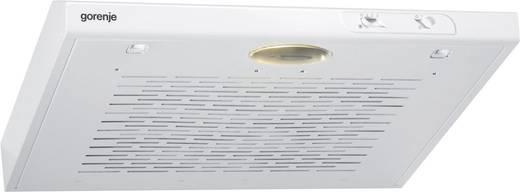 Unterbau-Dunstabzugshaube 60 cm Gorenje DU6115W 62 dB Weiß