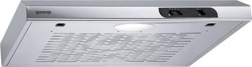 Unterbau-Dunstabzugshaube 60 cm Gorenje DU6115EC 62 dB Metall