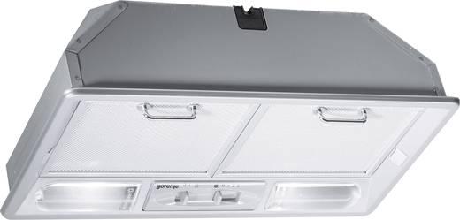 Unterbau-Dunstabzugshaube 52.4 cm Gorenje Dunstabzugshaube 63 dB Silber