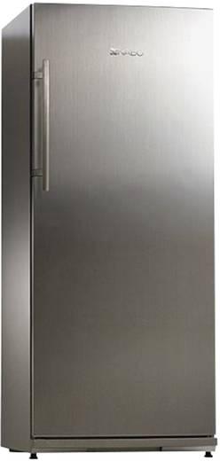 Kühlschrank 267 l NABO KT 2675 Energieeffizienzklasse (A+++ - D): A++ Standgerät Edelstahl