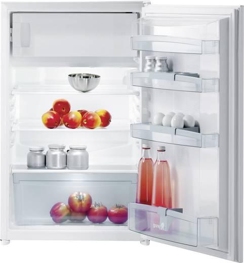 Kühlschrank 131 l Gorenje RBI4092AW Energieeffizienzklasse (A+++ - D): A++ Einbaugerät Weiß