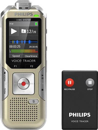 DVT6500 VoiceTracer Digitaler Recorder