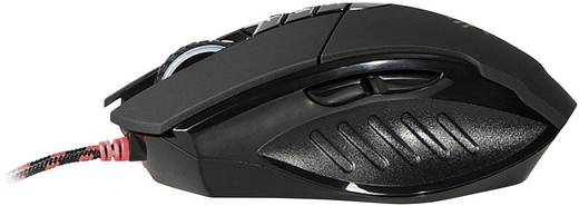 USB-Gaming-Maus A4 Tech Bloody V7MA Schwarz