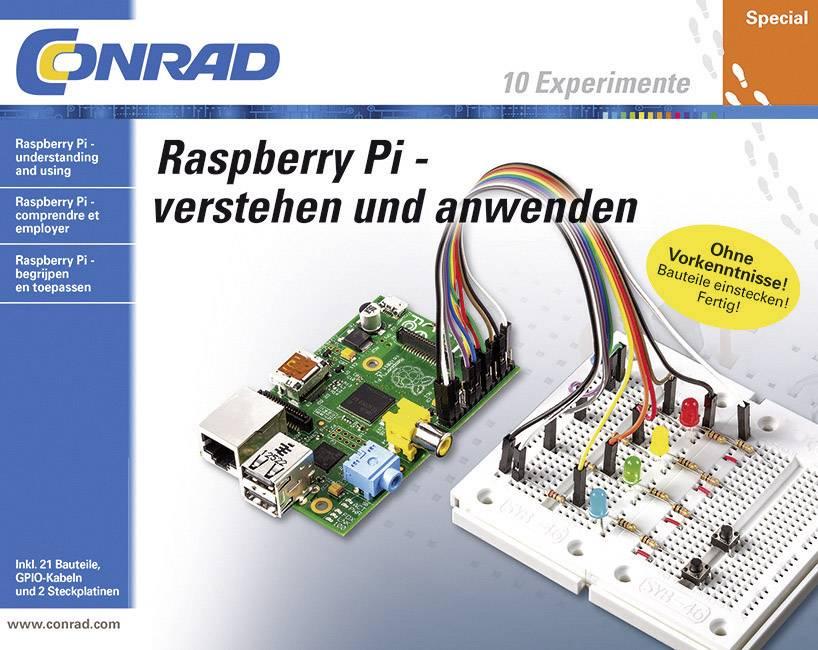 Conrad Components Set Raspberry Pi verstehen und anwenden inkl. Raspberry Pi® 3 Lernpaket