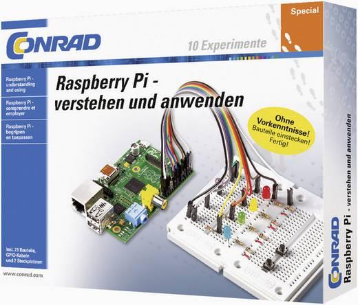 Lernpaket Conrad Components Lernpaket Raspberry Pi 1225953