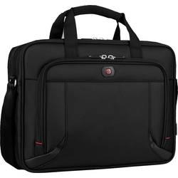 """Taška na notebook Wenger Prospectus 600649 s max.veľkosťou: 40,6 cm (16"""") , čierna"""