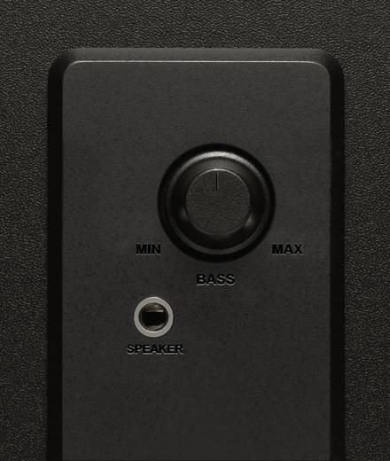 2.1 PC-Lautsprecher Kabelgebunden Logitech Z213 7 W Schwarz