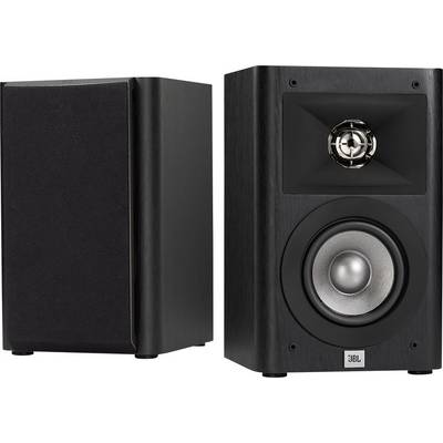 JBL Harman Studio 220 Regallautsprecher Schwarz 125 W 60 Hz - 22000 Hz 1 Paar Preisvergleich