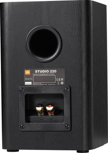 JBL Harman Studio 220 Regallautsprecher Schwarz 125 W 60 bis 22000 Hz 1 Paar
