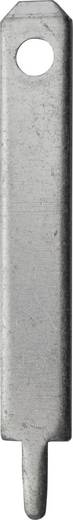Vogt Verbindungstechnik 3780l.68 Steckzunge Steckbreite: 2.8 mm Steckdicke: 0.8 mm 180 ° Unisoliert Metall 100 St.