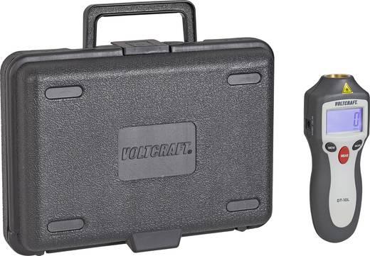 Drehzahlmesser VOLTCRAFT DT-10L Werksstandard (ohne Zertifikat)