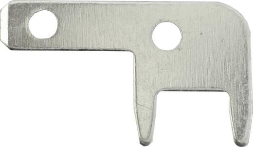 Steckzunge Steckbreite: 2.8 mm Steckdicke: 0.5 mm 90 ° Unisoliert Metall Vogt Verbindungstechnik 3789c05.68 100 St.