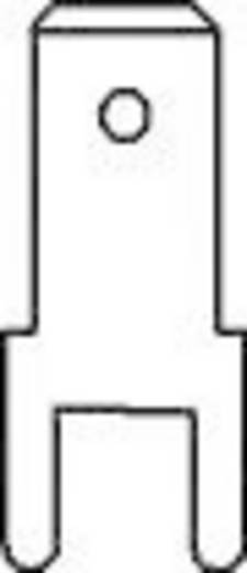Vogt Verbindungstechnik 3825l05.68 Steckzunge Steckbreite: 4.8 mm Steckdicke: 0.5 mm 180 ° Unisoliert Metall 100 St.