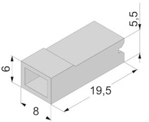Isolierhülse Transparent 0.50 mm² 2.50 mm² Vogt Verbindungstechnik 3936pa 1 St.