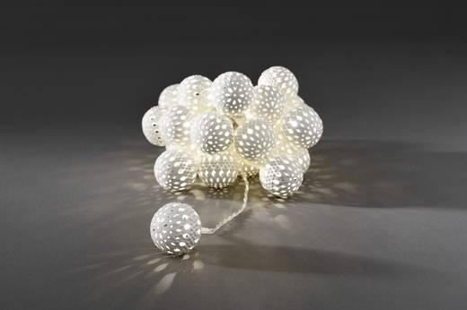 Konstsmide 3156-103 Motiv-Lichterkette Innen LED Warm-Weiß