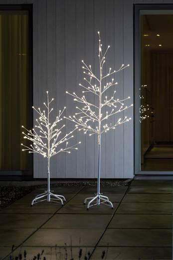 LED-Baum Baum 100 cm EEK: A (A++ - E) Warm-Weiß Konstsmide 3377-100 3377-100 Weiß