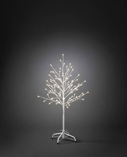 LED-Baum Baum 100 cm Warm-Weiß Konstsmide 3377-100 3377-100 Weiß