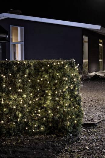 Micro-Lichterkette 240 LED Warm-Weiß Beleuchtete Länge: 24 m Konstsmide 3730-100