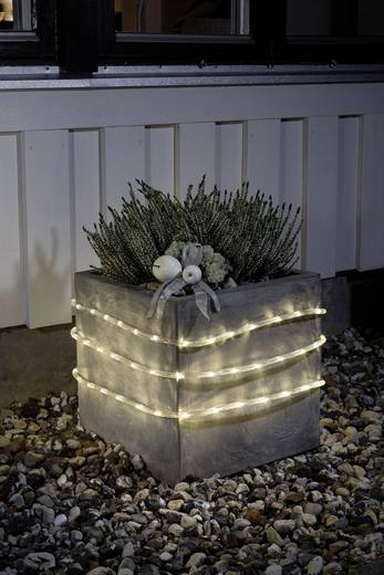 Lichtschlauch Warm-Weiß LED Konstsmide 3743-100