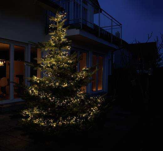 LED Micro-Lichterkette 24 V Warm-Weiß Konstsmide