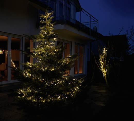 Micro-Lichterkette 580 LED Warm-Weiß Beleuchtete Länge: 3 m Konstsmide 3791-100