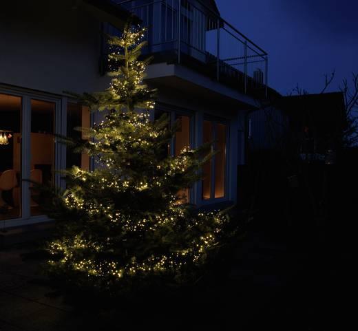 Konstsmide 3792-100 Micro-Lichterkette 760 LED Warm-Weiß Beleuchtete Länge: 4.5 m