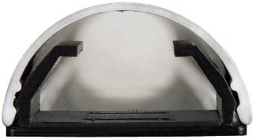 Hama Kabelkanal Aluminium Silber starr (L x B x H) 1100 x 33 x 18 mm 1 St. 00083171