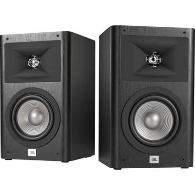 JBL Harman STUDIO 230 BK Regallautsprecher Schwarz 150 W 52 Hz - 22000 Hz 1 Paar Preisvergleich