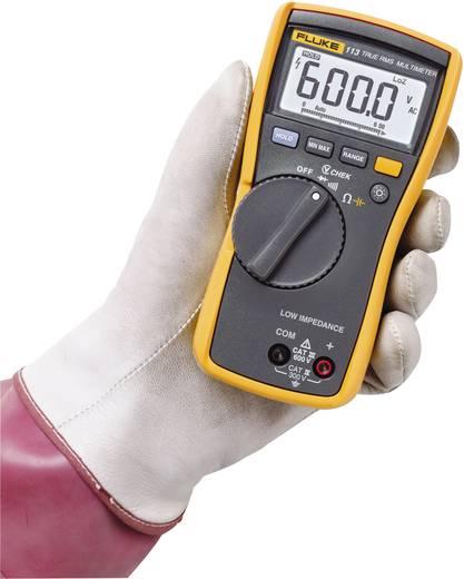Fluke 113 Hand-Multimeter digital Kalibriert nach: ISO CAT III 600 V Anzeige (Counts): 6000