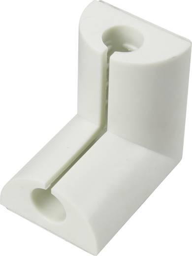 1226938 Kabelclip für Winkelmontage Weiß 1 St.