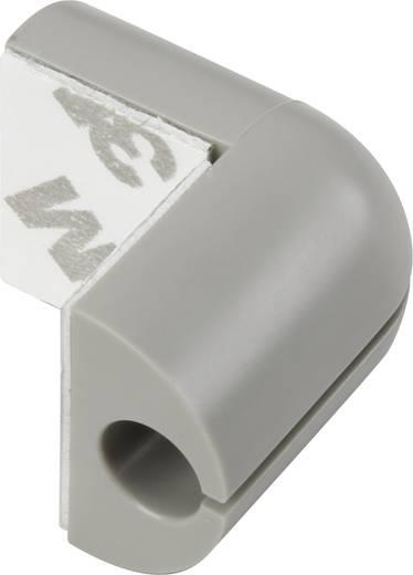 Kabelclip für Winkelmontage Grau 1226942 1 St.