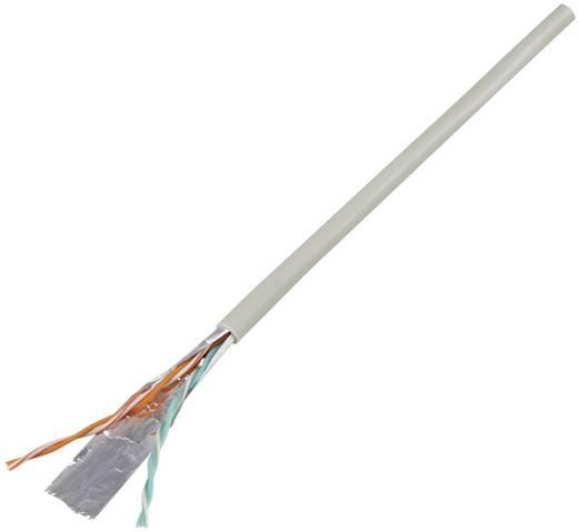 Telefonkabel J-Y(ST)Y 2 x 2 x 0.60 mm Grau Conrad Components 1226966 10 m