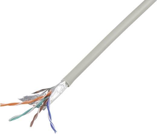 Telefonkabel J-Y(ST)Y 4 x 2 x 0.60 mm Grau Conrad Components 1226967 10 m